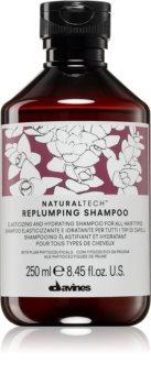 Davines Naturaltech Replumping sampon hidratant