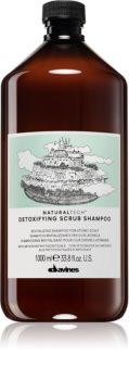 Davines Naturaltech Detexifying Shampoo voor Gevoelige en Geirriteerde Hoofdhuid