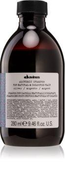 Davines Alchemic Silver Voedende Shampoo  voor Accentueren van Haarkleur