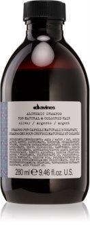 Davines Alchemic Silver vyživující šampon pro zvýraznění barvy vlasů