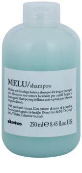 Davines Melu Lentil Seed jemný šampón pre poškodené a krehké vlasy