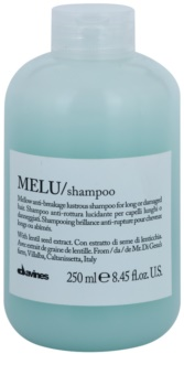 Davines Melu Lentil Seed nežni šampon za poškodovane in krhke lase