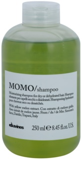 Davines Momo Yellow Melon Moisturizing Shampoo For Dry Hair