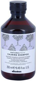Davines Naturaltech Calming Superactive pomirjujoči šampon za občutljivo lasišče