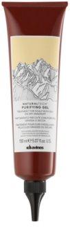 Davines Naturaltech Purifying nega za lasišče z mastnim ali suhim prhljajem