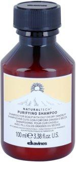 Davines Naturaltech Purifying champú limpiador anticaspa