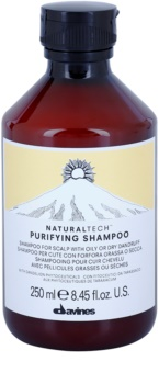 Davines Naturaltech Purifying Purifying Shampoo Against Dandruff