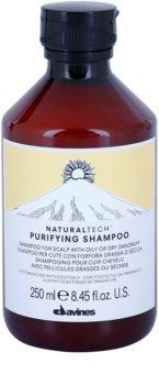 Davines Naturaltech Purifying šampon za čišćenje protiv peruti