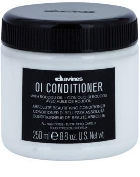 Davines OI Roucou Oil Conditioner für alle Haartypen