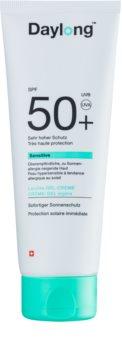 Daylong Sensitive захисний гелевий крем для чутливої шкіри