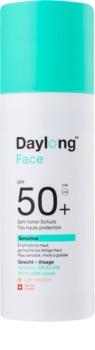 Daylong Sensitive fluid tonujący do opalania SPF 50+