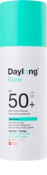 Daylong Sensitive Tonende solvæske SPF 50+