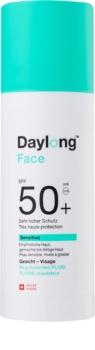 Daylong Sensitive fluid pentru fata cu protectie solara SPF 50+