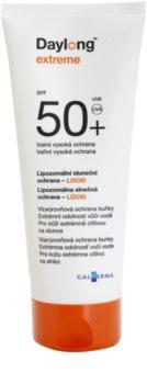Daylong Extreme liposzómás védő krém SPF 50+