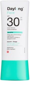 Daylong Sensitive schützendes Gel-Fluid für das Gesicht SPF 30