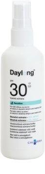 Daylong Sensitive ochranný gélový sprej pre citlivú mastnú pokožku SPF 30
