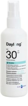 Daylong Sensitive Suojaava Geelisuihke Herkälle Rasvaiselle Iholle SPF 30