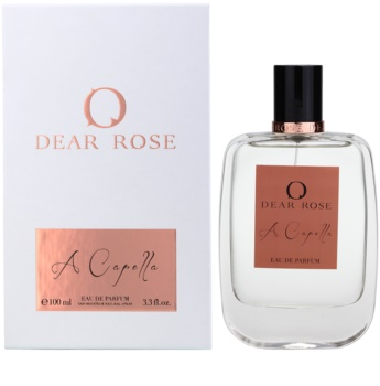 Dear Rose A Capella eau de parfum para mulheres 100 ml
