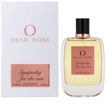 Dear Rose Sympathy for the Sun eau de parfum per donna 100 ml