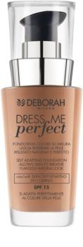 Deborah Milano Dress Me Perfect Make up für einen natürlichen Look LSF 15