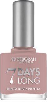 Deborah Milano 7 Days Long körömlakk