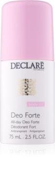 Declaré Body Care Roll-On Deodorant  för daglig användning