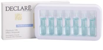 Declaré Hydro Balance hidratáló szérum ampullákban