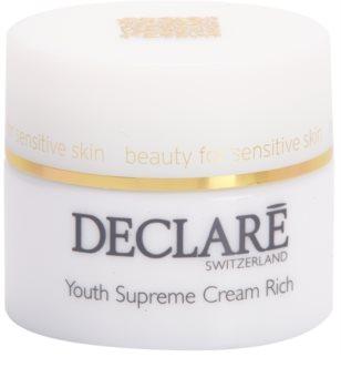 Declaré Pro Youthing krem odżywczo-nawilżający do odmładzania skóry