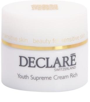 Declaré Pro Youthing tápláló hidratáló krém a bőr fiatalításáért