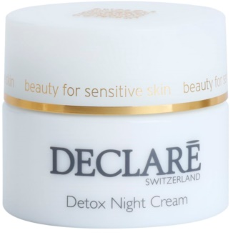 Declaré Pro Youthing Detoxifying Night Cream