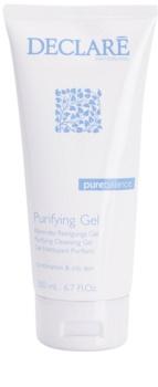 Declaré Pure Balance очищуючий гель для комбінованої та жирної шкіри