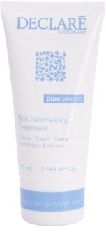 Declaré Pure Balance normalizačný krém pre redukciu kožného mazu a minimalizáciu pórov