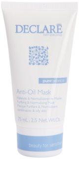 Declaré Pure Balance maschera detergente per rendere la pelle meno grassa