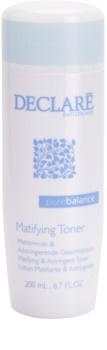 Declaré Pure Balance почистващ стягащ тоник за стягане на порите и матов ефект