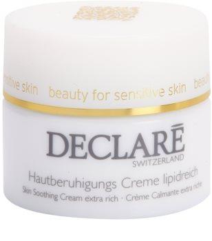 Declaré Stress Balance успокояващ и подхранващ крем за суха и раздразнена кожа