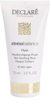 Declaré Stress Balance máscara facial apaziguador