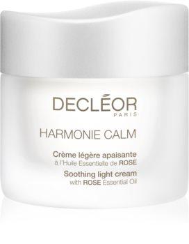 Decléor Harmonie Calm Organic creme calmante leve para pele sensível