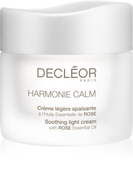 Decléor Harmonie Calm Organic Soothing comfort cream & mask 2 in 1 creme calmante leve para pele sensível