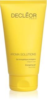 Decléor Aroma Solutions gel energizante  para rosto e corpo