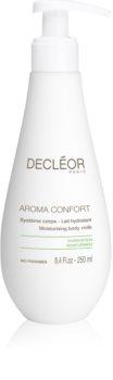 Decléor Aroma Confort leche corporal hidratante para pieles secas