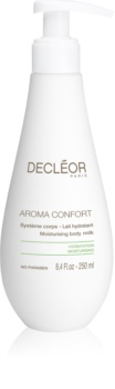 Decléor Aroma Confort Moisturizing Body Lotion For Dry Skin