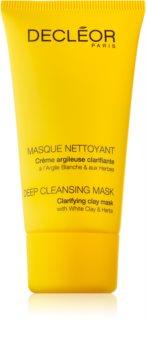 Decléor Aroma Cleanse máscara de limpeza para todos os tipos de pele