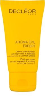 Decléor Aroma Epil Expert crema «after shave» calmante retardante del crecimiento del vello