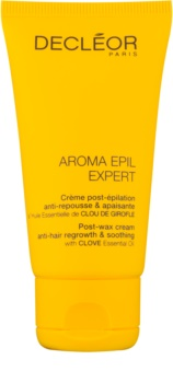 Decléor Aroma Epil Expert crema lenitiva after-shave per rallentare la crescita dei peli