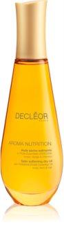 Decléor Aroma Nutrition aceite seco nutritivo para cara, cuerpo y cabello
