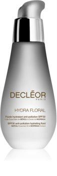 Decléor Hydra Floral SPF 30 Anti-pollution Hydrating Fluid