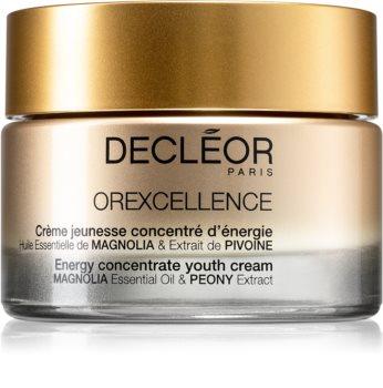 Decléor Orexcellence koncentrált fiatalító és energetizáló krém