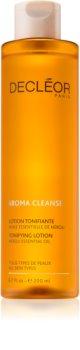 Decléor Aroma Cleanse tonic pentru curățarea tenului cu uleiuri esentiale