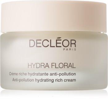 Decléor Hydra Floral crema idratante ricca per pelli secche