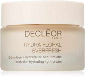 Decléor Hydra Floral Everfresh leichte feuchtigkeitsspendende Creme für dehydrierte Haut